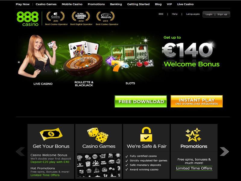 888casino screenshot2