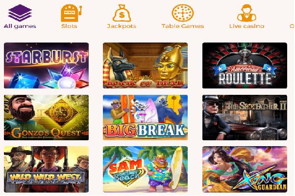 larry casino games